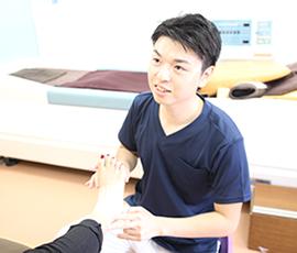 膝痛・関節痛の施術法